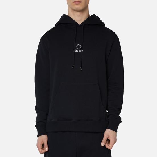 Мужская толстовка Etudes Klein Logo Black