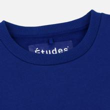 Мужская толстовка Etudes Store Etudes Blue фото- 1