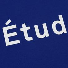 Мужская толстовка Etudes Store Etudes Blue фото- 2