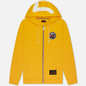 Мужская толстовка Evisu Evergreen Seagull Printed Zip-Up Hoodie Fusion Yellow фото - 0