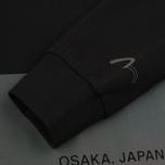 Мужская толстовка Evisu Evisukuro Label Black фото- 3