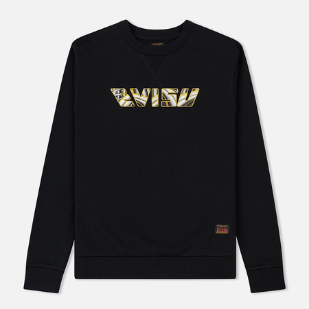 Мужская толстовка Evisu Heritage Evisu Embroidered Black