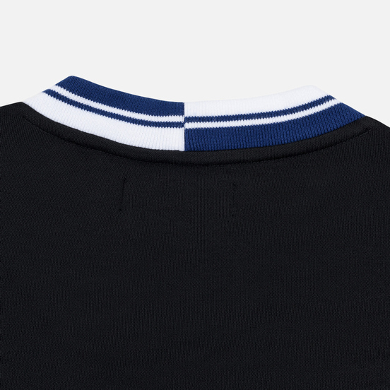 Мужская толстовка Fred Perry Abstract Crew Neck Black