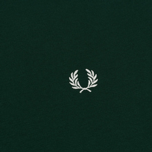 Мужская толстовка Fred Perry Abstract Crew Neck Ivy фото- 2