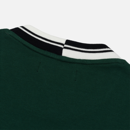Мужская толстовка Fred Perry Abstract Crew Neck Ivy