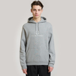 Мужская толстовка Fred Perry Embroidered Hooded Steel Marl фото- 1