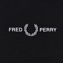 Мужская толстовка Fred Perry Graphic Black фото- 2