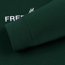 Мужская толстовка Fred Perry Graphic Ivy фото- 3