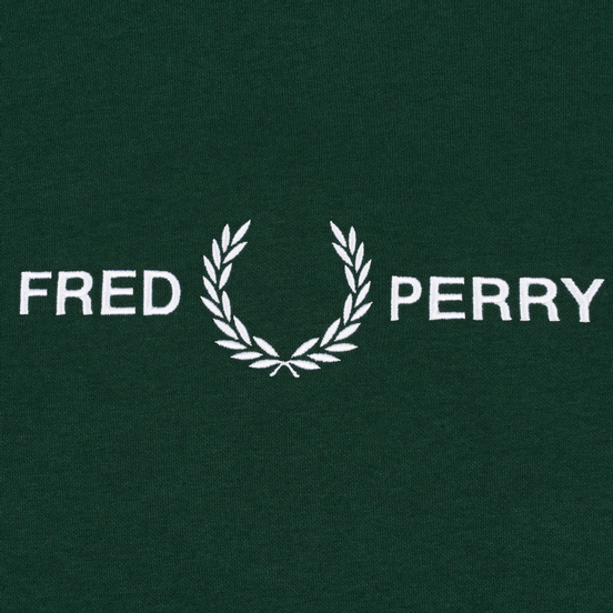 Мужская толстовка Fred Perry Graphic Ivy