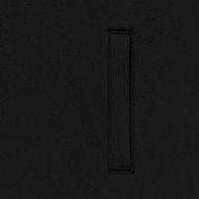 Мужская толстовка Fred Perry Half Zip Pique Black фото- 4