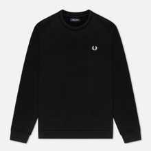 Мужская толстовка Fred Perry Laurel Wreath Print Black фото- 0