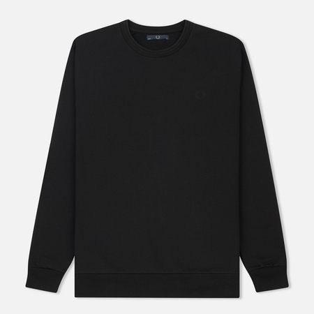 Мужская толстовка Fred Perry Laurel Wreath Printed Black