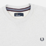 Мужская толстовка Fred Perry Loopback Crew Neck Natural Marl фото- 1