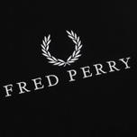 Мужская толстовка Fred Perry Monochrome Tennis Black фото- 2