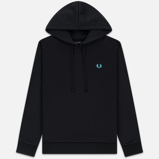 Мужская толстовка Fred Perry Process Colour Hoodie Black