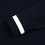 Мужская толстовка Fred Perry Sports Authentic Crew Neck Navy фото- 3