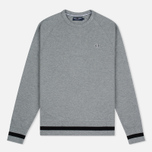 Мужская толстовка Fred Perry Sports Authentic Crew Neck Steel Marl фото- 0