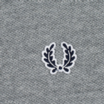 Мужская толстовка Fred Perry Sports Authentic Crew Neck Steel Marl фото- 2