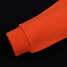 Мужская толстовка Fred Perry Taped Chest International Orange фото- 3