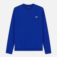 Мужская толстовка Fred Perry Taped Side Bright Regal фото- 0