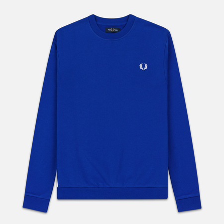 Мужская толстовка Fred Perry Taped Side Bright Regal