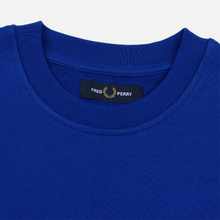 Мужская толстовка Fred Perry Taped Side Bright Regal фото- 1