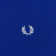 Мужская толстовка Fred Perry Taped Side Bright Regal фото- 2