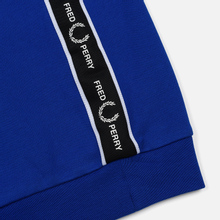 Мужская толстовка Fred Perry Taped Side Bright Regal фото- 4