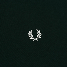 Мужская толстовка Fred Perry Tipped Sleeve Evergreen фото- 2