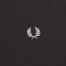 Мужская толстовка Fred Perry Tipped Sleeve Gunmetal фото- 2