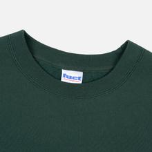 Мужская толстовка Fuct Fuct LA Embroidered Crew Neck Alpine Green фото- 1