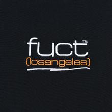 Мужская толстовка Fuct Fuct LA Embroidered Crew Neck Black фото- 1