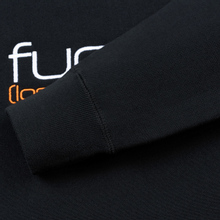 Мужская толстовка Fuct Fuct LA Embroidered Crew Neck Black фото- 3