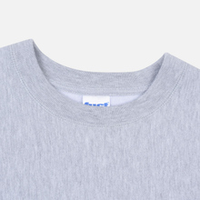 Мужская толстовка Fuct Fuct LA Embroidered Crew Neck Heather Grey фото- 1