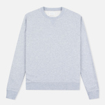 Мужская толстовка Gant Rugger Crewneck Light Grey Melange фото- 0