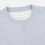 Мужская толстовка Gant Rugger Crewneck Light Grey Melange фото- 1