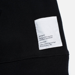 Мужская толстовка Garbstore Vintage Pocket Hoody Black фото- 3