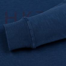 Мужская толстовка Hackett Logo HKT Hoodie Dark Blue фото- 3