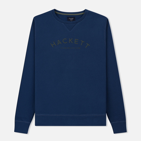 Мужская толстовка Hackett Mr. Classic Crew Neck Navy