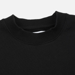 Мужская толстовка Han Kjobenhavn Casual Crew Chest Logo Black фото- 1