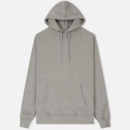 Мужская толстовка Han Kjobenhavn Casual Hoodie Logo Grey Melange
