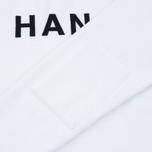 Мужская толстовка Han Kjobenhavn Embroidery Logo White фото- 4