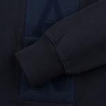 Мужская толстовка Han Kjobenhavn Logo Crew Neck Navy фото- 3