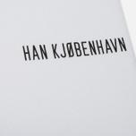 Мужская толстовка Han Kjobenhavn Muscle Crew White фото- 2