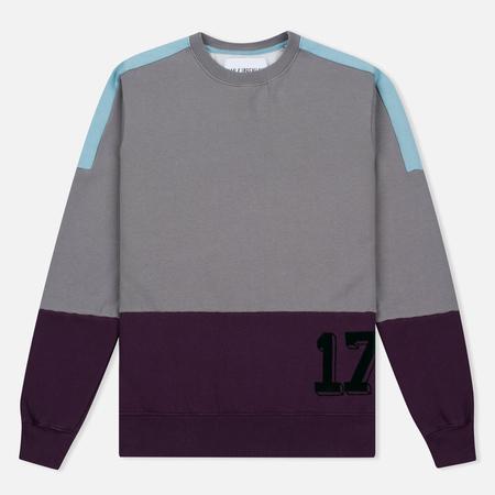 Han Kjobenhavn Southside Crew Men`s Sweatshirt Grey/Purple