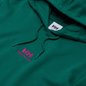 Мужская толстовка Helly Hansen YU20 Logo Hoodie Alpine Green фото - 1