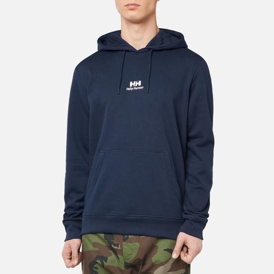 Мужская толстовка Helly Hansen YU20 Logo Hoodie Navy