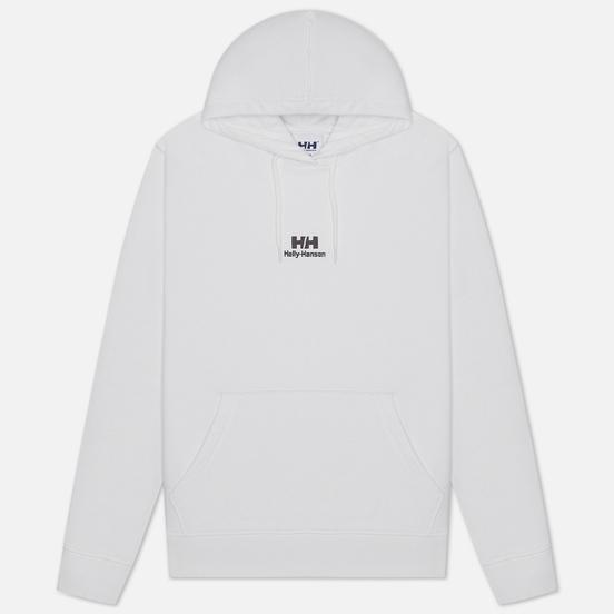 Мужская толстовка Helly Hansen YU20 Logo Hoodie White