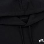 Мужская толстовка Helmut Lang Corner Dart Hoodie Black фото- 1