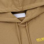 Мужская толстовка Helmut Lang Corner Dart Hoodie Camel фото- 1